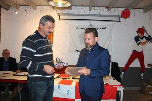 Piet van Hilst benoemd tot clubman van het jaar 2019